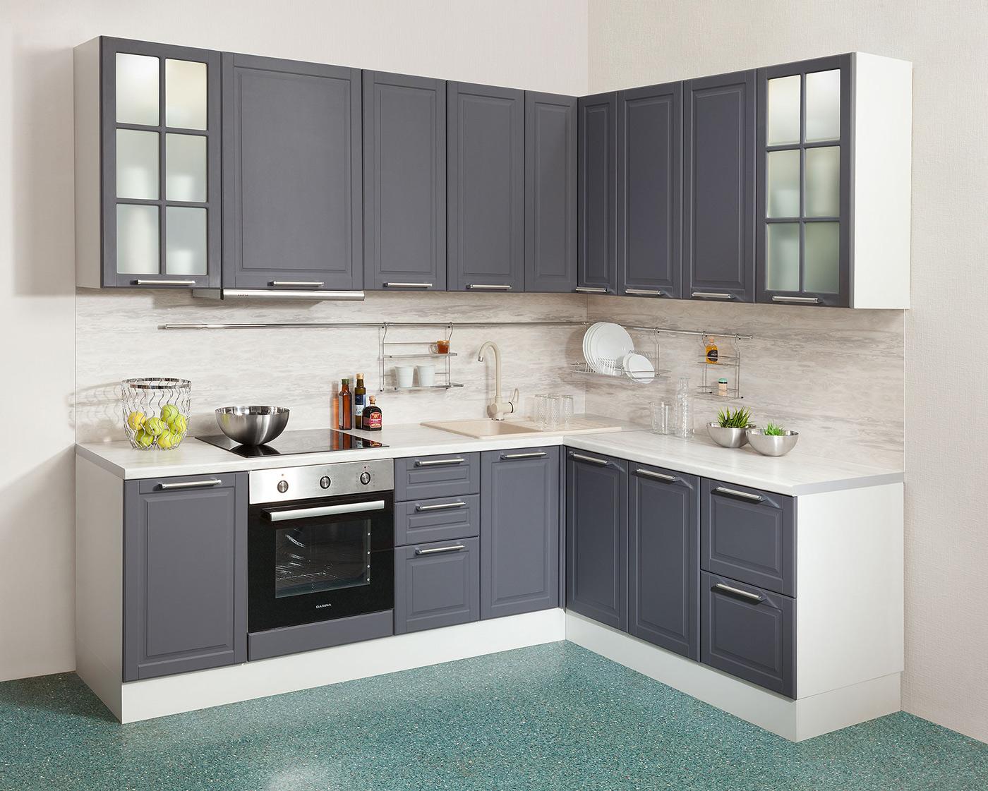 Кухни фото угловые фотогалерея